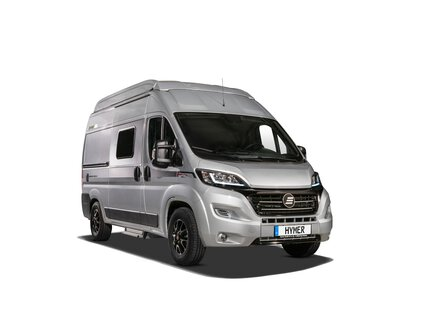 HYMER Buscampers Fiat